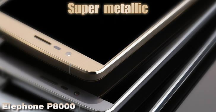 Смартфони Elephone P8000 и Elephone P6000 Pro