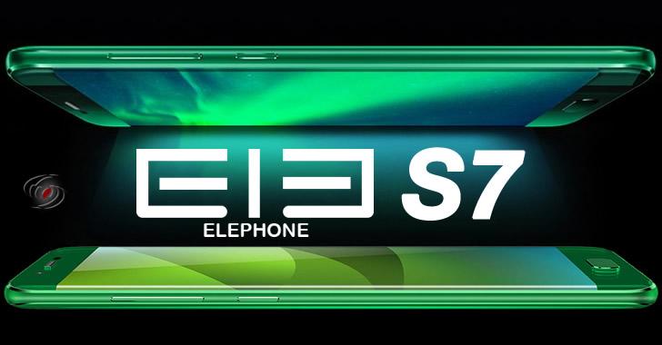 Elephone S7 - трябва да видите този смартфон
