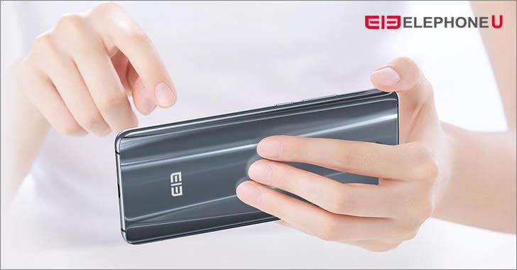 Elephone U design
