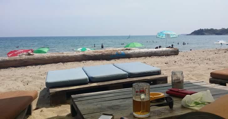 Добри плажни барове в Китен