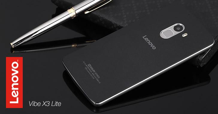 Lenovo Vibe X3 Lite - смартфон от среден клас с добри характеристики и цена