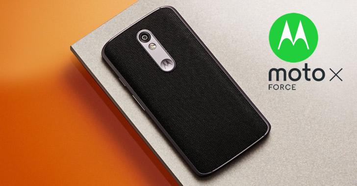 Motorola Moto X Force - много здрав смартфон с топ характеристики