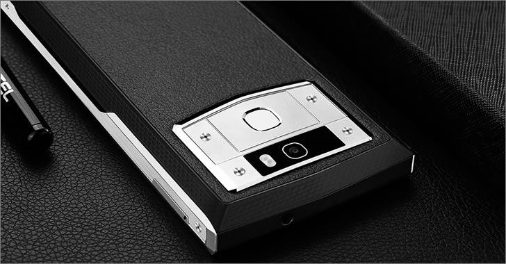 Oukitel K10000 Pro back panel