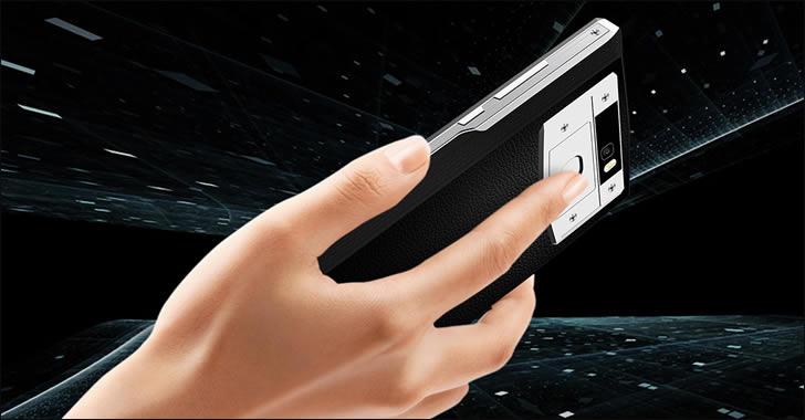 Oukitel K10000 Pro Fingerprint