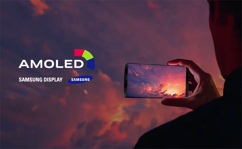 Samsung Amoled Display