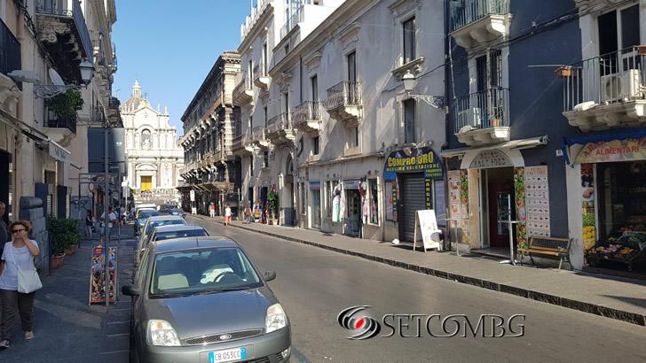 Разходка в Catania