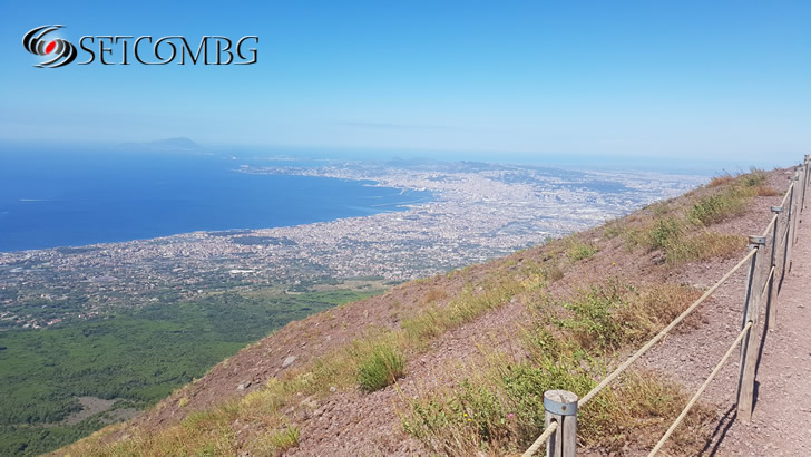 Гледка към Неапол