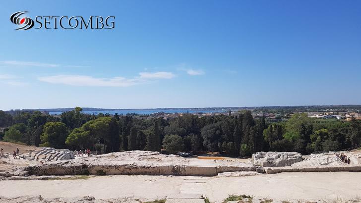 Parco archeologico della Neapolis 2