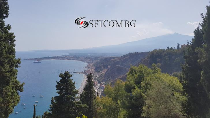 Taormina - Giardini della Villa Comunale