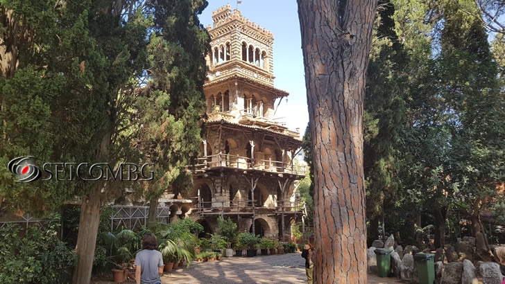 Taormina - Garden of Villa Comunale