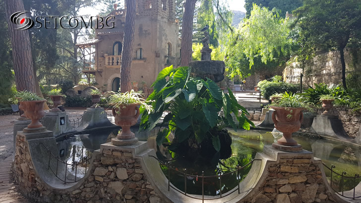 Garden of Villa Comunale