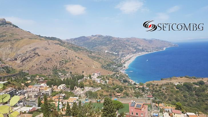 Taormina - гледки към морето