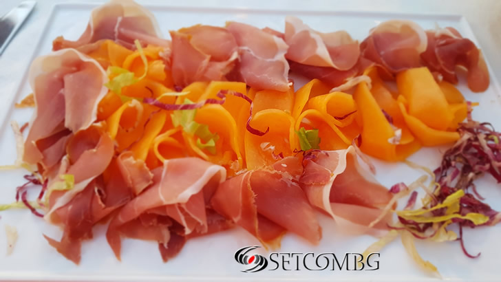 Al Saraceno - food