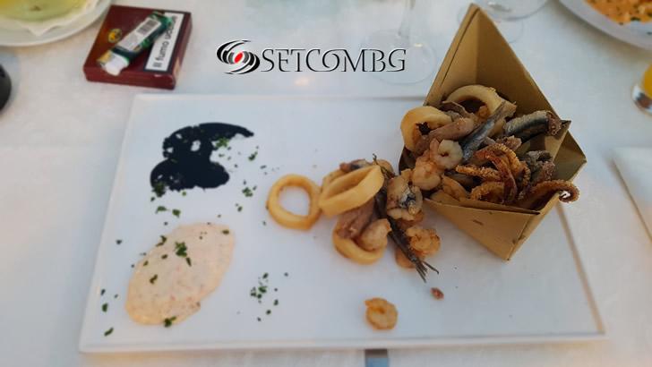 Al Saraceno - food 1