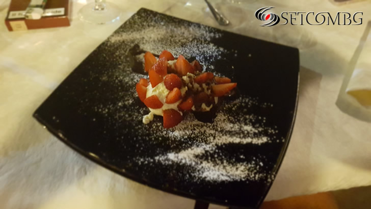 Al Saraceno - food 2
