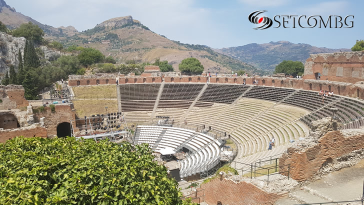 Taormina - Teatro Antico di Taormina
