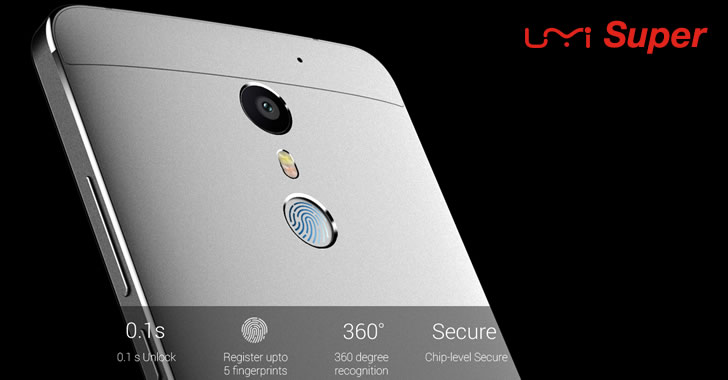 UMI Super fingerprint
