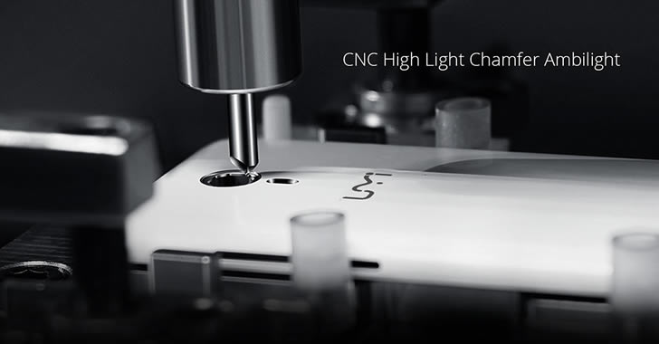 UMI Touch CNC