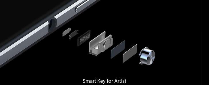 Ulefone Power smart key
