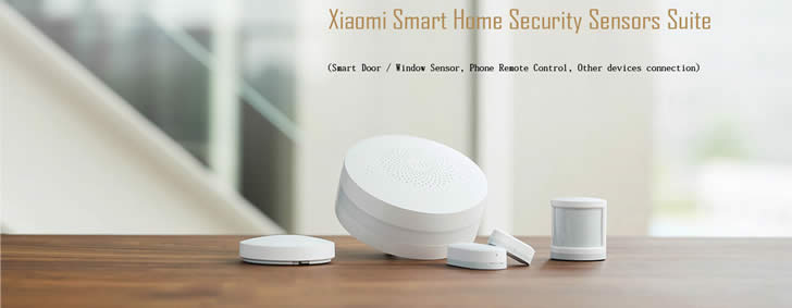 Xiaomi Sensors Suite for Smart Home