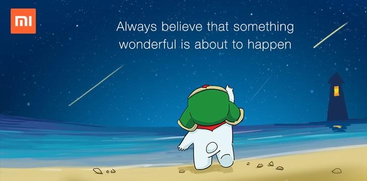 Xiaomi believe