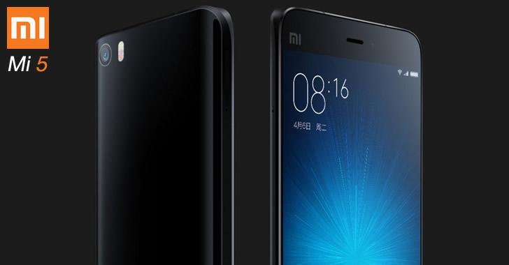 Xiaomi Mi 5 ceramic