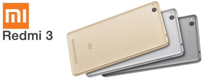 Xiaomi Redmi 3 - евтиното става луксозно