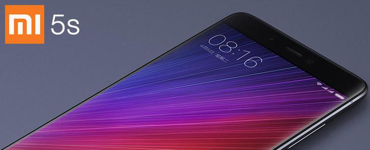 Xiaomi Mi 5s display