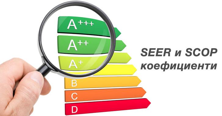 Какво представляват коефициентите SEER и SCOP и как ни помагат да спестим пари