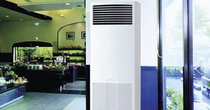 Колонните климатици - практичност и комфорт дори за най-големите помещения