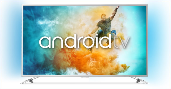Philips 6501 Android TV