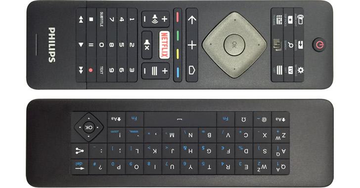 Philips 6501 remote