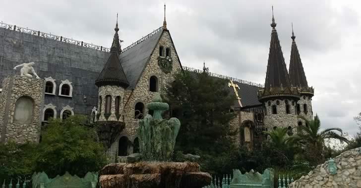 Замъкът Равадиново - must-see атракция, родно производство