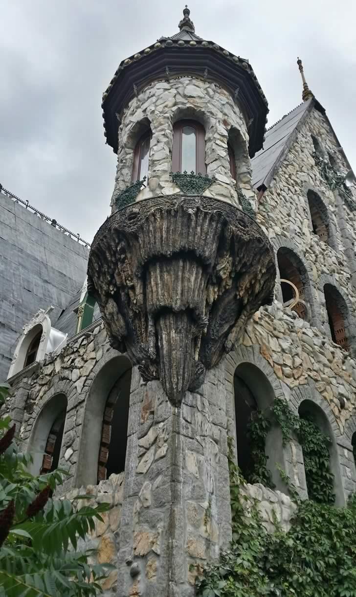 Кула - Замъка Равадиново