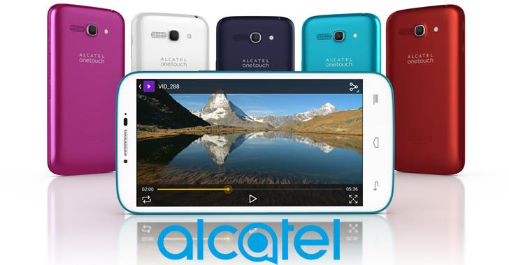 Смартфони Alcatel
