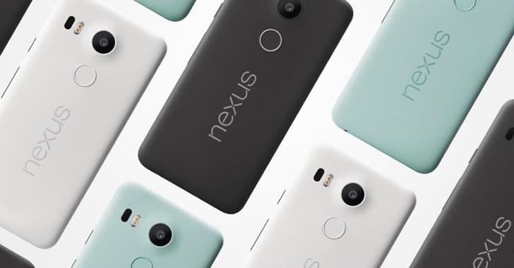 Смартфони Nexus