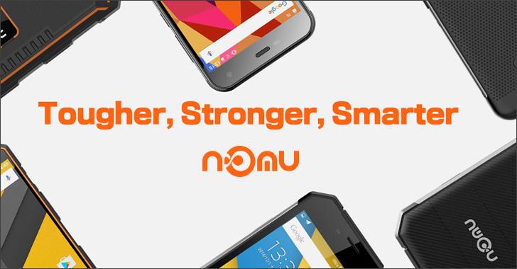 Смартфони Nomu