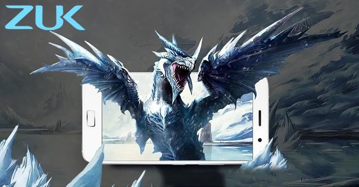 Смартфони ZUK